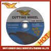 9 '' Harz-abschleifende Ausschnitt-Platten des Winkel-Schleifer-En12413 für Metall