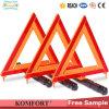 Triangolo d'avvertimento Emergency personalizzato riflettente del segnale stradale dell'automobile di sicurezza del PUNTINO di marchio