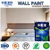 Краска стены эмульсии ровного касания Hualong здоровая нутряная