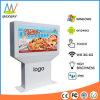 Напольные 65 дюйма для использования вне помещений Ad экраны цифровой дисплей (MW-651OT)