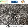 Sexy Leopard Forro de impressão de grãos para o vestuário