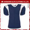 Оптовый дешевый обыкновенный толком американский футбол Джерси голубой и белизна (ELTSJI-6)