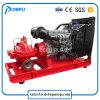 Una etapa de alta eficiencia 1250 gpm Motor Diesel Bomba de fuego UL