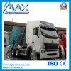 Sinotruk HOWO 4X2 420hp camion lourd Chariot de remorquage du tracteur