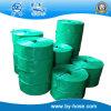 Tuyau plat de devoir de décharge moyenne de PVC avec la qualité de la Corée
