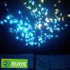 Palmier d'éclairages LED de cerisier de DEL pour Noël Deocrtaion