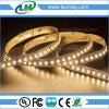 Luz de tira flexível branca do diodo emissor de luz do indicador elevado da jóia do CRI 85Ra Epistar