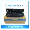 본래 Zgemma 별 S MPEG4 DVB S2 최고 리눅스 인공 위성 수신 장치