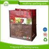 Sacs à provisions tissés par pp réutilisés de laminage pour la publicité