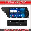 S160 Android 4.4.4 Car DVD GPS Player para Audi A4 After 2008. (AD-M310)