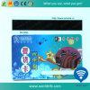 O cartão de membro de PVC cartões de tarja magnética Hico
