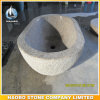Usine en pierre de granit de vente en gros de Simple-Bassin directe