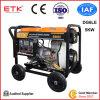 электрический генератор дизеля одиночной фазы силы 5kw