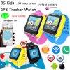 3G WiFi GPS Tracker reloj con cámara de rotación (D18)