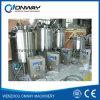 Strumentazione di mescolamento mescolantesi dell'olio automatizzata serbatoio dell'impastatrice della vernice di emulsionificazione del rivestimento dell'acciaio inossidabile di Pl