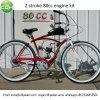 2 Accident vasculaire cérébral 80cc Bicimoto Gas Powered des bicyclettes pour la vente/moteur Bicicleta/motores para Bicicletas/Kit Bicicleta du moteur