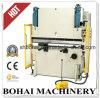 Freio hidráulico Wd67y-30t/1600 da imprensa da placa