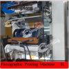 Rollo a rollo de plástico de Cine Flexo impresión Machinery (CH884)