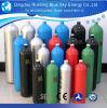 Mezcla del helio del gas del argón