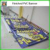 Bandiera della maglia della bandiera del vinile del PVC, bandiera di stampa del getto di inchiostro