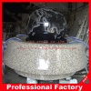 Естественное Stone Fountains Granite Water Fountains с Ball