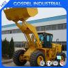 Prix d'approvisionnement d'usine chargeur de roue de 5 tonnes