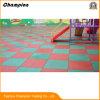 Qualitäts-Spielplatz-Gymnastik-im Freien Gummibodenbelag bedeckt Gummimatte