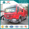 Sinotruk HOWO 4X2 Foam Fire Fighting Truck 12000L