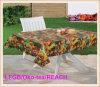 Transparent di plastica Table Cover per Wedding Wholesales