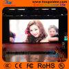 Afficheur LED d'intérieur polychrome de Foxgolden P7.62 HD