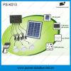 4W de LEIDENE van het zonnepaneel 3PCS 1W SMD ZonneUitrusting van Bollen met de Functie van de Lader van de Telefoon