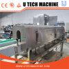 Machine de étiquetage de rétrécissement de bouteille de douille en plastique automatique de PVC