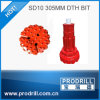 SD10 305mm DTH Button Bit для Drilling Hole