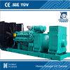 1000kw/1250kVA電気中間の速度の発電機60Hz 1200rpm