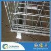 Faltender Speichermetalldraht-Ineinander greifen-Ladeplatten-Rahmen für Lager