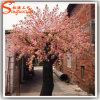 Árvores da flor de cereja da seda artificial da fonte de Guangzhou
