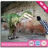 Traje de borracha do dinossauro do silicone do parque de diversões