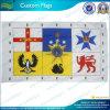Изготовленный на заказ флаги сразу полиэфиром напечатанные (NF01F03057)