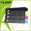 Cartucho de toner compatible para la impresora del fabricante de Kyocera (TK-8325 8326 8327 8329)