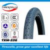 La calle pone un neumático los neumáticos de la motocicleta de la buena calidad