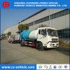 찌끼 Dongfeng 하수구 청소 트럭 8m3 진공 또는 하수 오물 흡입 트럭