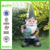 Resin Material (NF13076-3)의 급수 Green Dwarf Statues