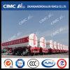 Cimc Large ScaleのHuajun 3axle LiquidかFuel/Oil/Gasoline/LPG Tanker Exported