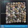 Mezcladas coloridas Natural Pebble piedra / Pebble malla Azulejos