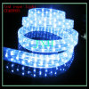 2m/Unit 11*22mm를 가진 Ds Flat 4 Wires Single 또는 다중 Color 108LEDs/M 14.4W/M F3 LED Rope 또는 Strip Light