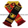 ベルギーの各国用の国旗のスカーフ