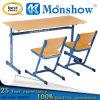 Mobília de escola, mesa da altura e cadeira ajustáveis (dobro)
