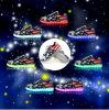 Het LEIDENE van Kerstmis Laden van Lichten USB LEIDENE van de Tennisschoenen van de Manier van de Schoen Schoenen voor Volwassenen