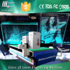 Neue Maschine für Glasfabrik-Laser-Gravierfräsmaschine