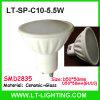 5.5W سيراميك LED بقعة مصباح (LT-SP-C10-5.5W)